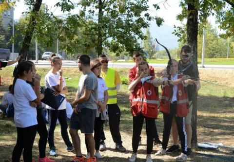 Забавно-едукативна сесија 16.09.2017 Сојуз на извидници на Македонија